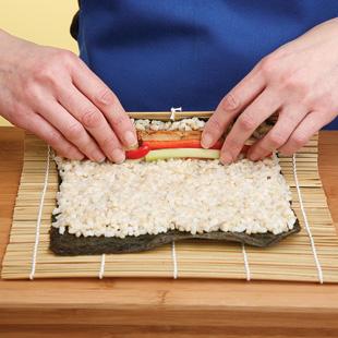 Sushi Technique - Step 3