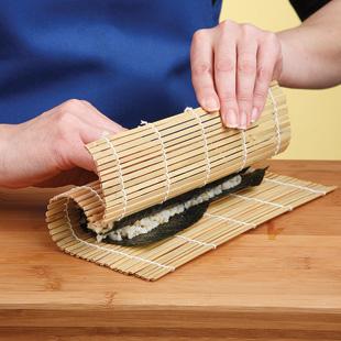 Sushi Technique - Step 4