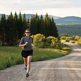 Diet Challenge Tip 16: Spend 30 Minutes a Day Running, Swimming or Biking
