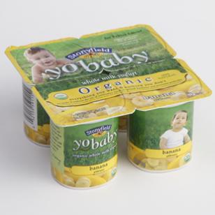 Kid-Friendly Yogurts