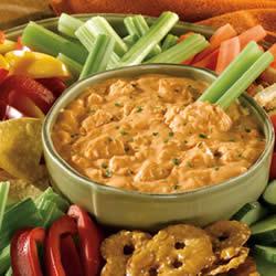 Frank's(R) Red Hot(R) Buffalo Chicken Dip Recipe