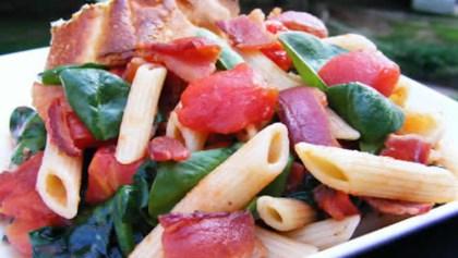 pasta by shape recipes