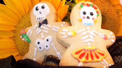 13 halloween cookie decorations