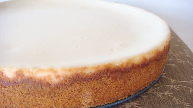 How To Make Cheesecake, Step by Step
