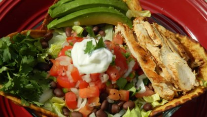 Low cholesterol recipes allrecipes tips tricks chicken fiesta salad forumfinder Images