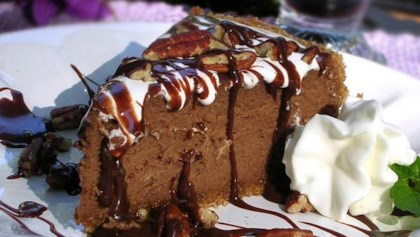 Chocolate dessert recipes allrecipes tips tricks mississippi mud cheesecake forumfinder Images