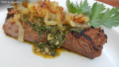 South american recipes allrecipes tips tricks chimichurri sauce forumfinder Images
