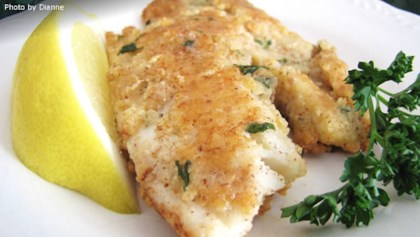 Tilapia recipes allrecipes tips tricks almond crusted tilapia forumfinder Images