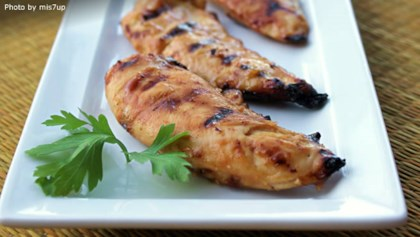 Tips Tricks Honey Mustard Grilled Chicken