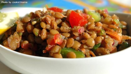 Lunch recipes allrecipes tips tricks refreshing lentil salad forumfinder Choice Image