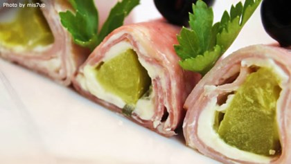 Inspiration And Ideas Tips Tricks Yummy Roll Ups