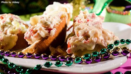 Mardi gras appetizer recipes allrecipes tips tricks hot muffuletta dip forumfinder Image collections