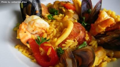 Spanish main dish recipes allrecipes tips tricks paella i forumfinder Image collections