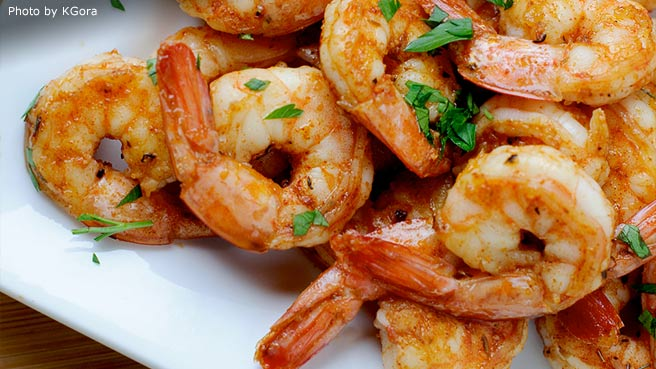 Allrecipes food friends and recipe inspiration spicy grilled shrimp forumfinder Images