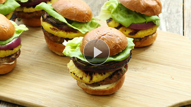 Grill Party-Perfect Sliders