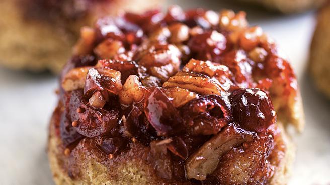 Muffin-Tin Cinnamon Rolls
