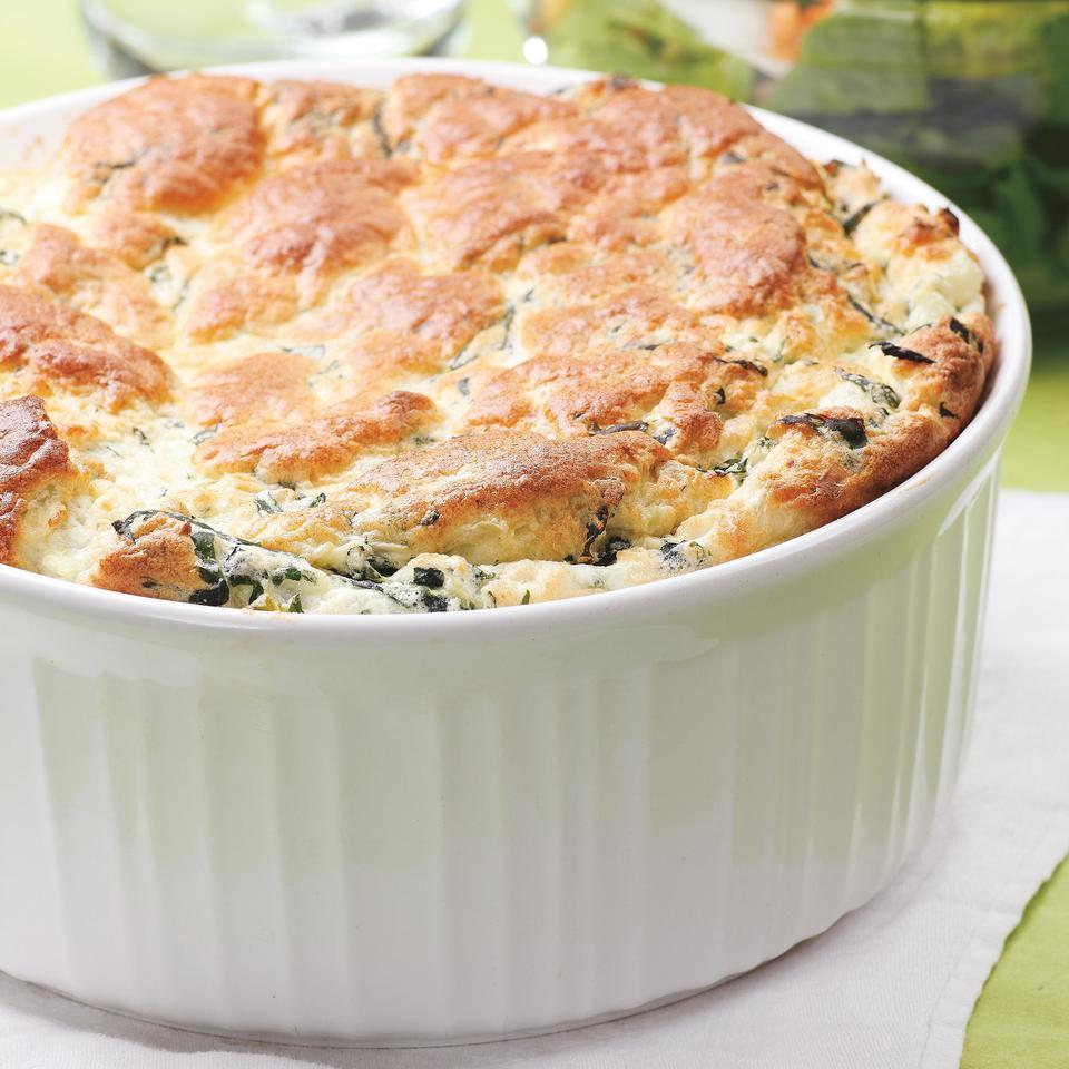 Healthy Egg Soufflé Recipes
