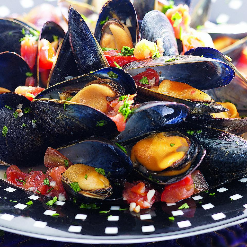 Healthy Mussel Recipes