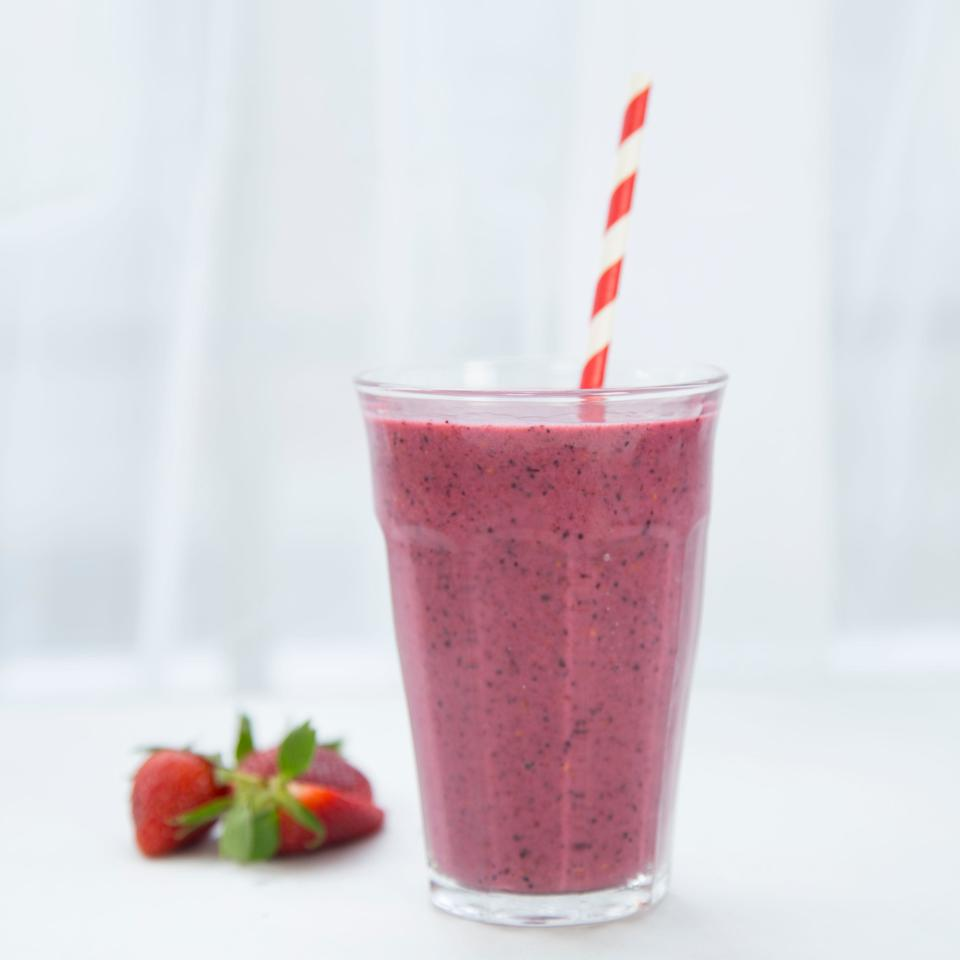 Healthy Cranberry Smoothie Recipes