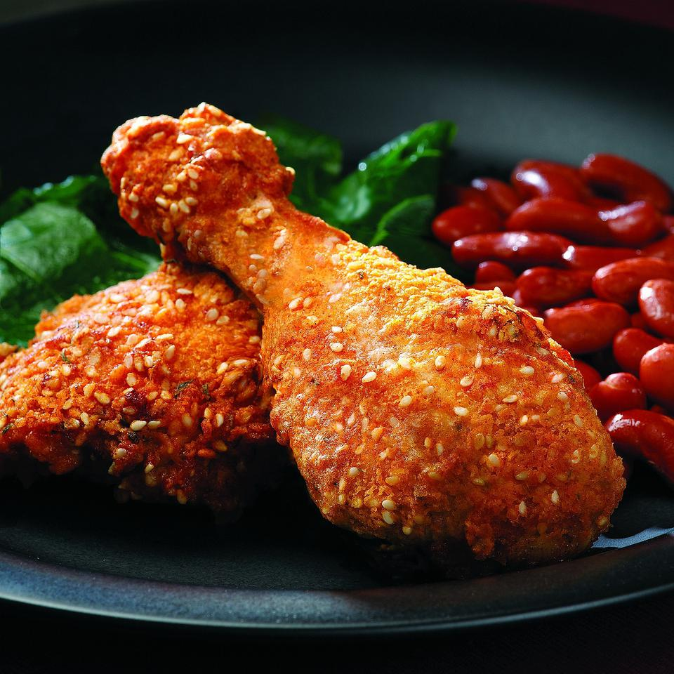 Healthy Fried Chicken Recipes