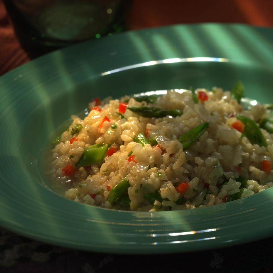 Healthy Risotto Recipes