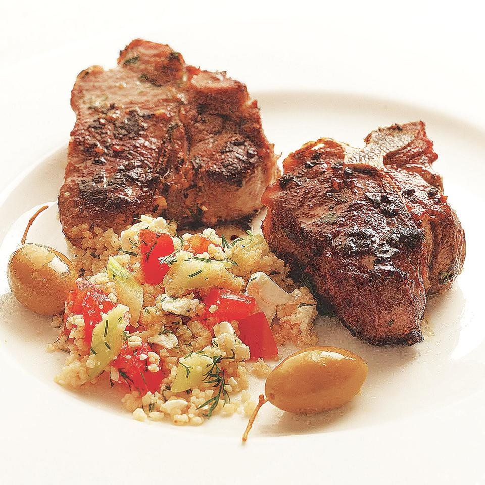 Healthy Greek Lamb Recipes