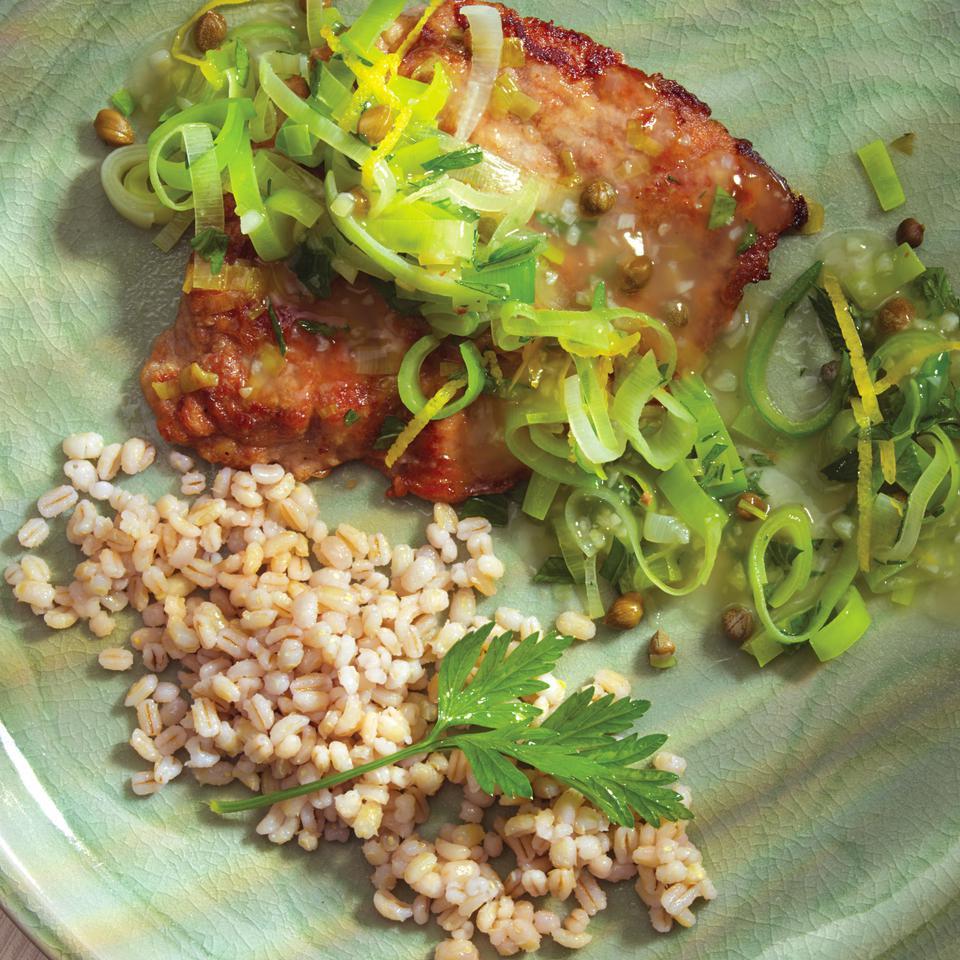 Healthy Leek Recipes
