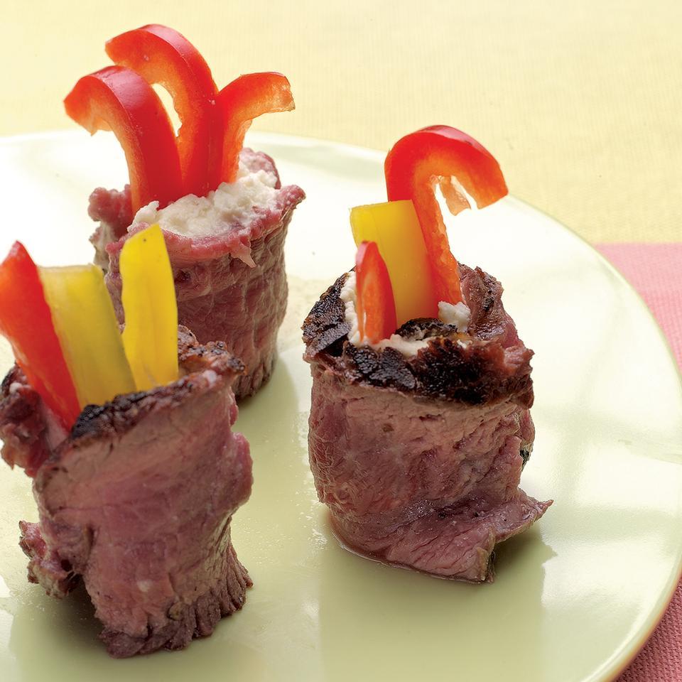 Healthy Meat Appetizer