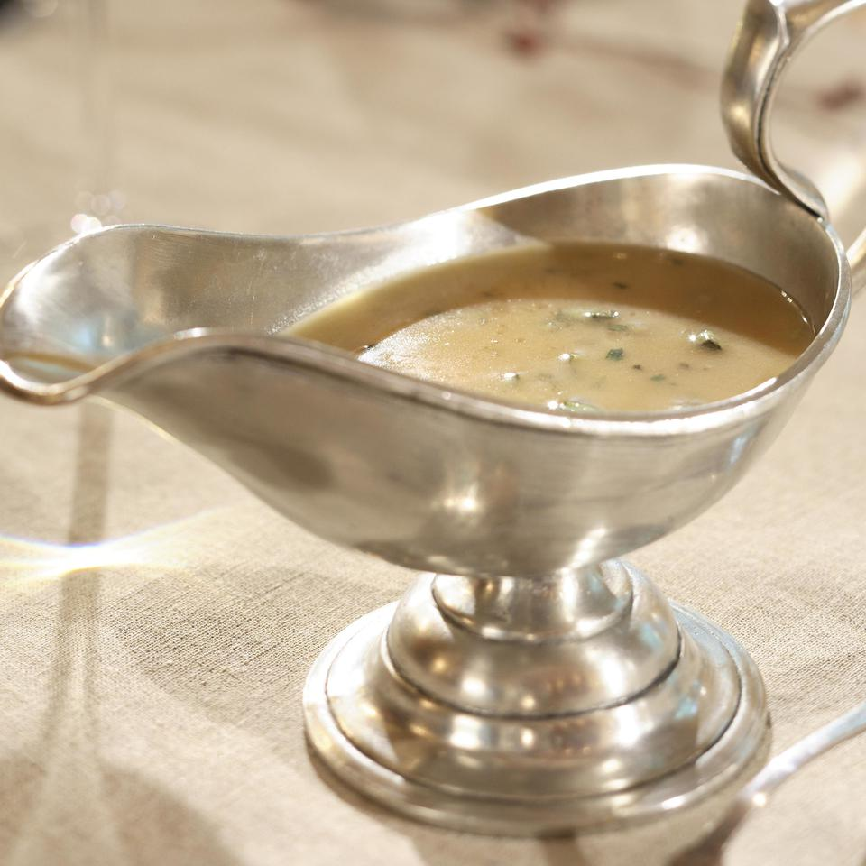 Healthy Turkey Gravy Recipes