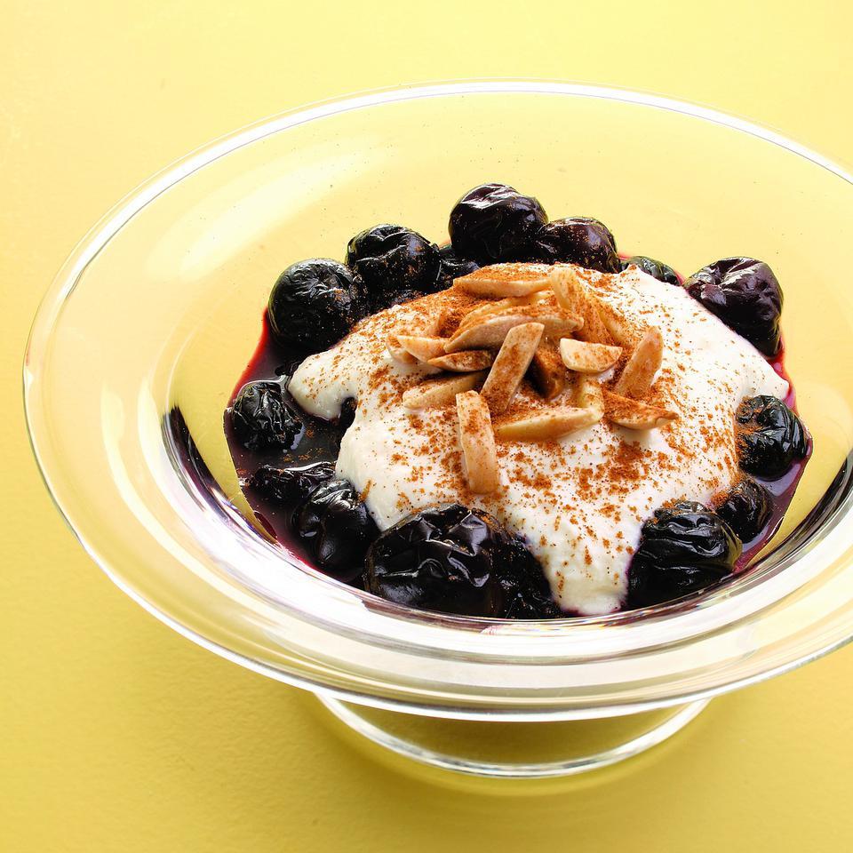Healthy Cherry Dessert Recipes