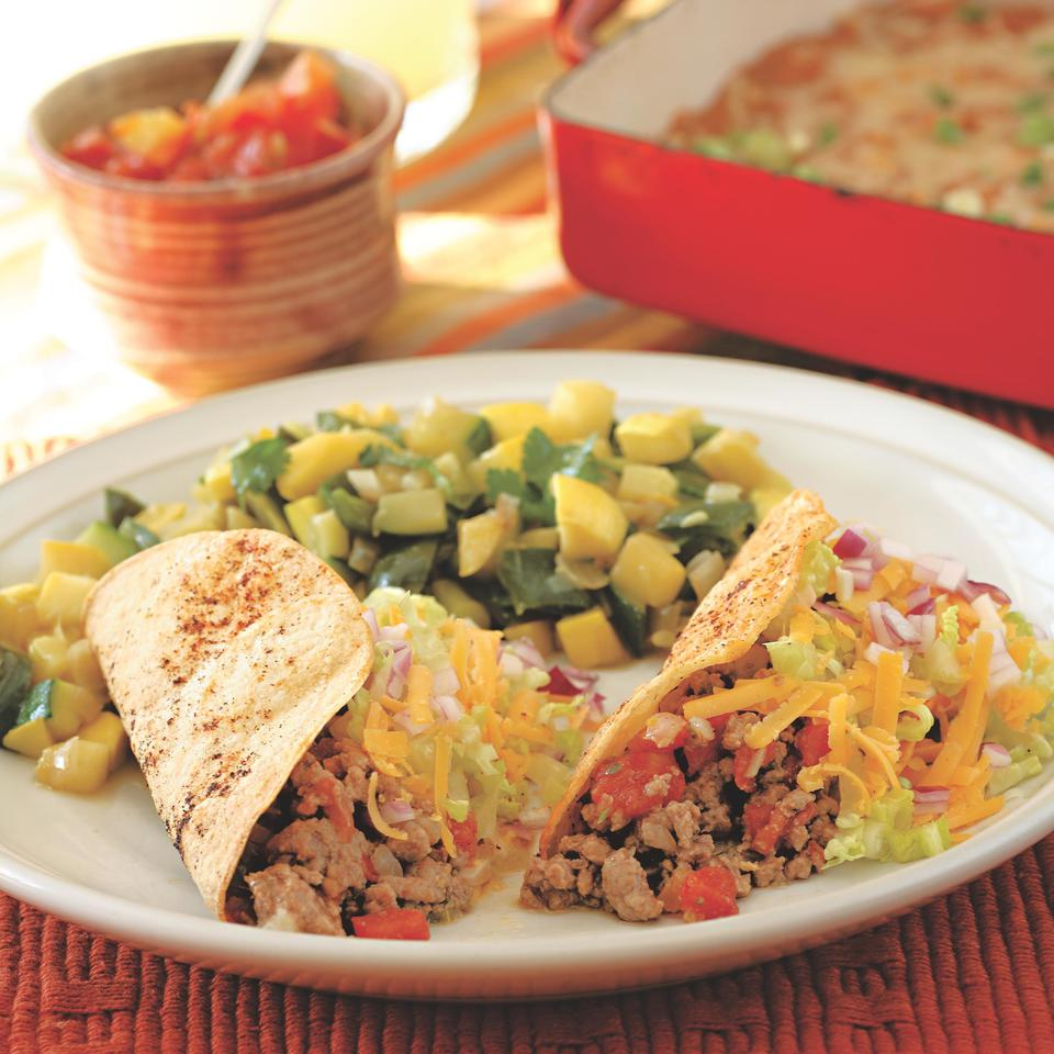 Healthy Beef Taco Recipes