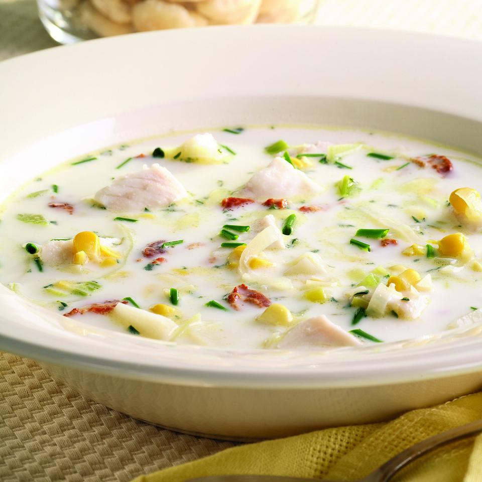 Healthy Chowder Recipes