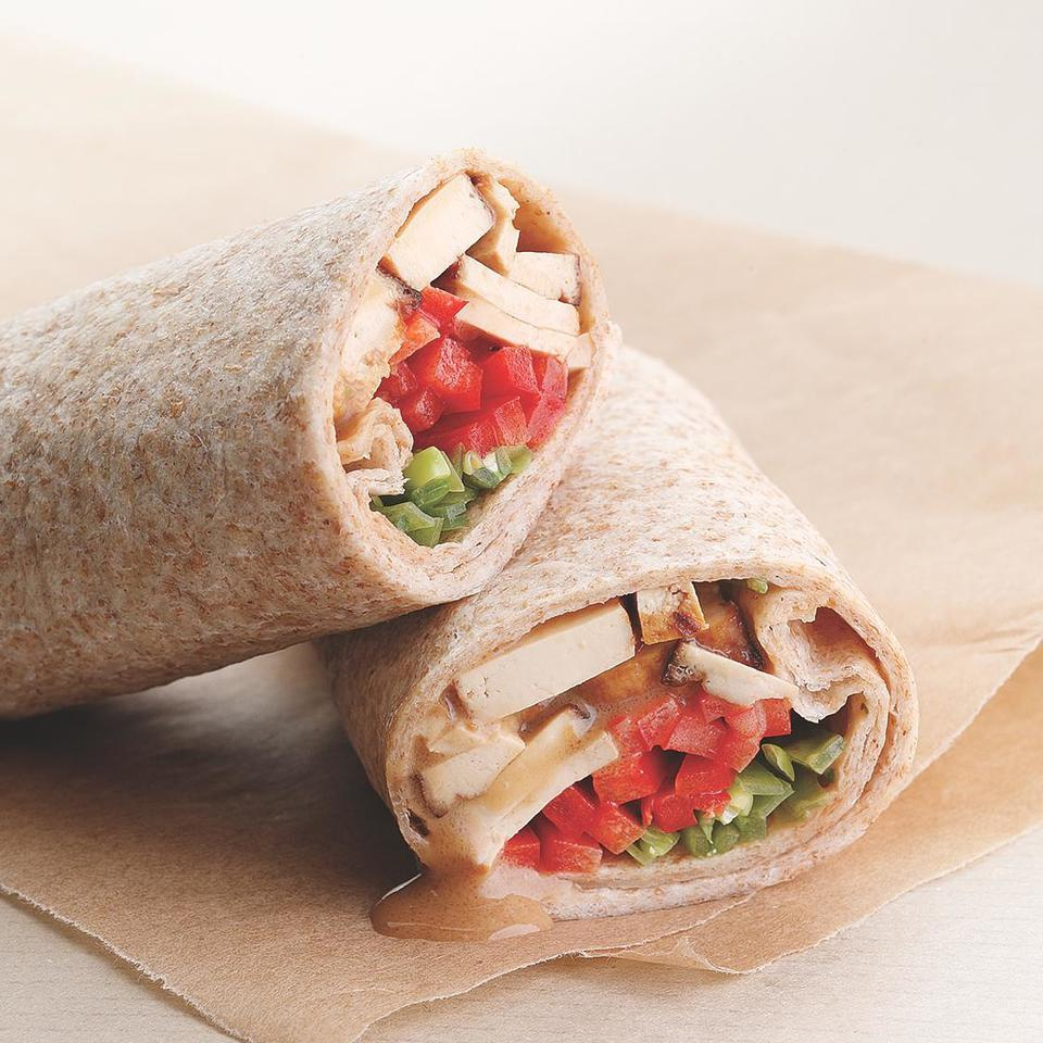 Healthy Wrap Roll Recipes Eatingwell