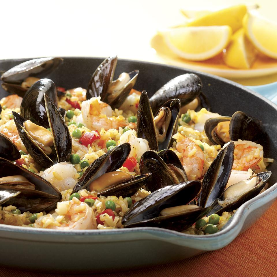 Healthy Shellfish Recipes