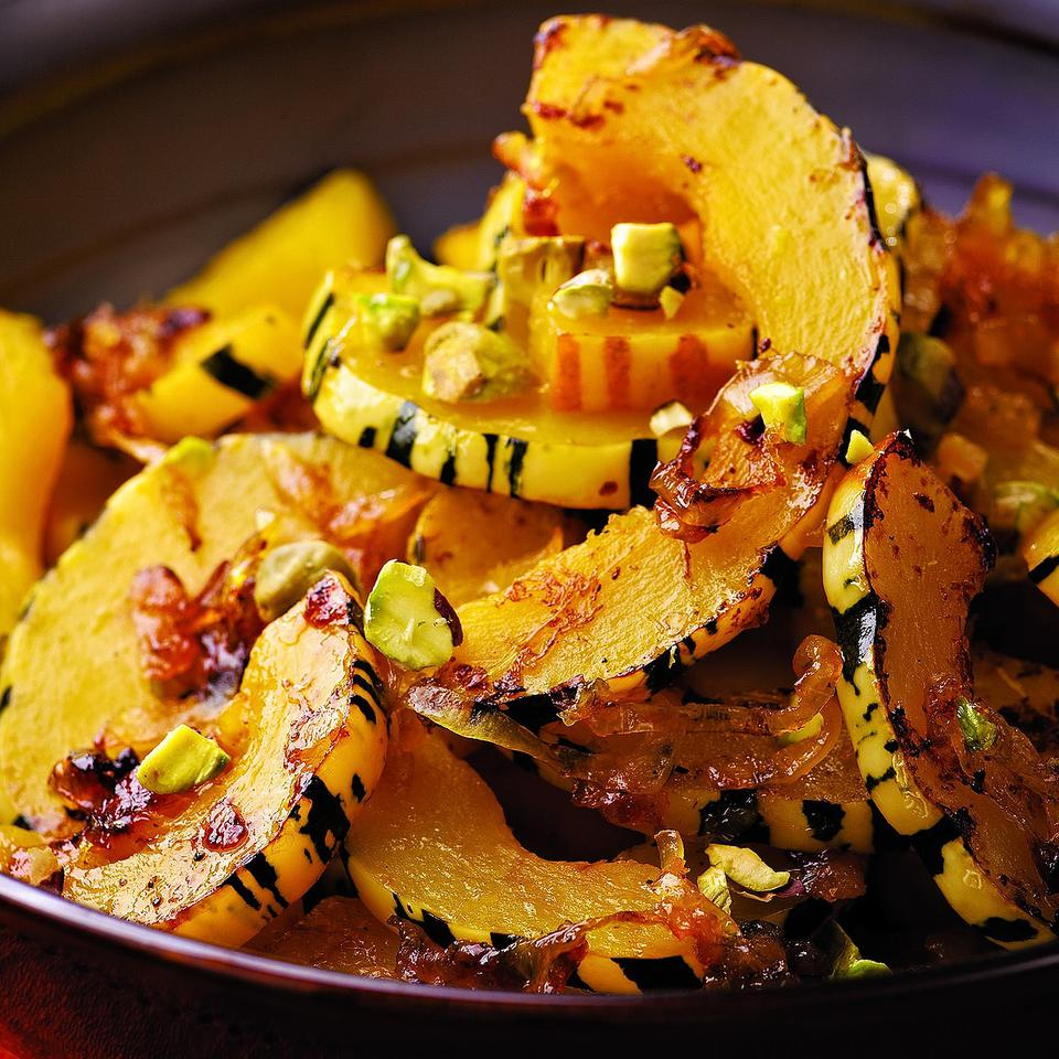 Healthy Delicata Squash Recipes
