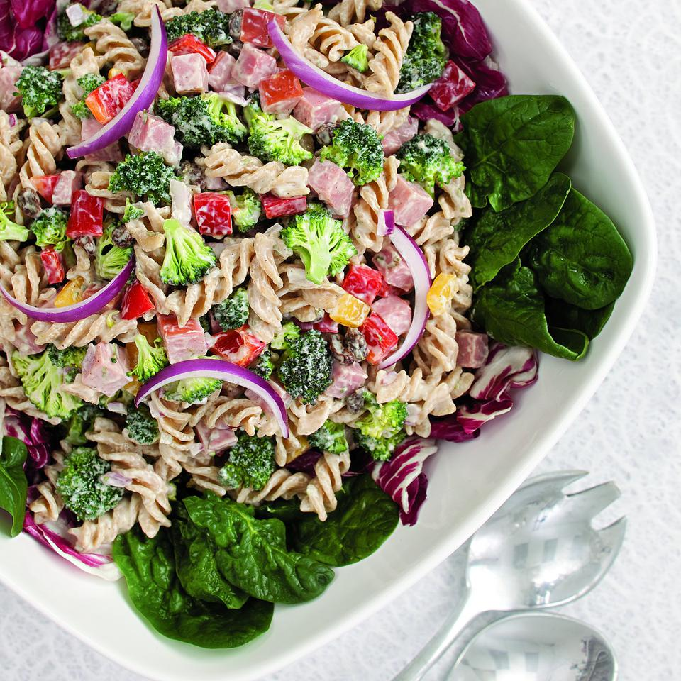 Low-Calorie Pasta Salad Recipes
