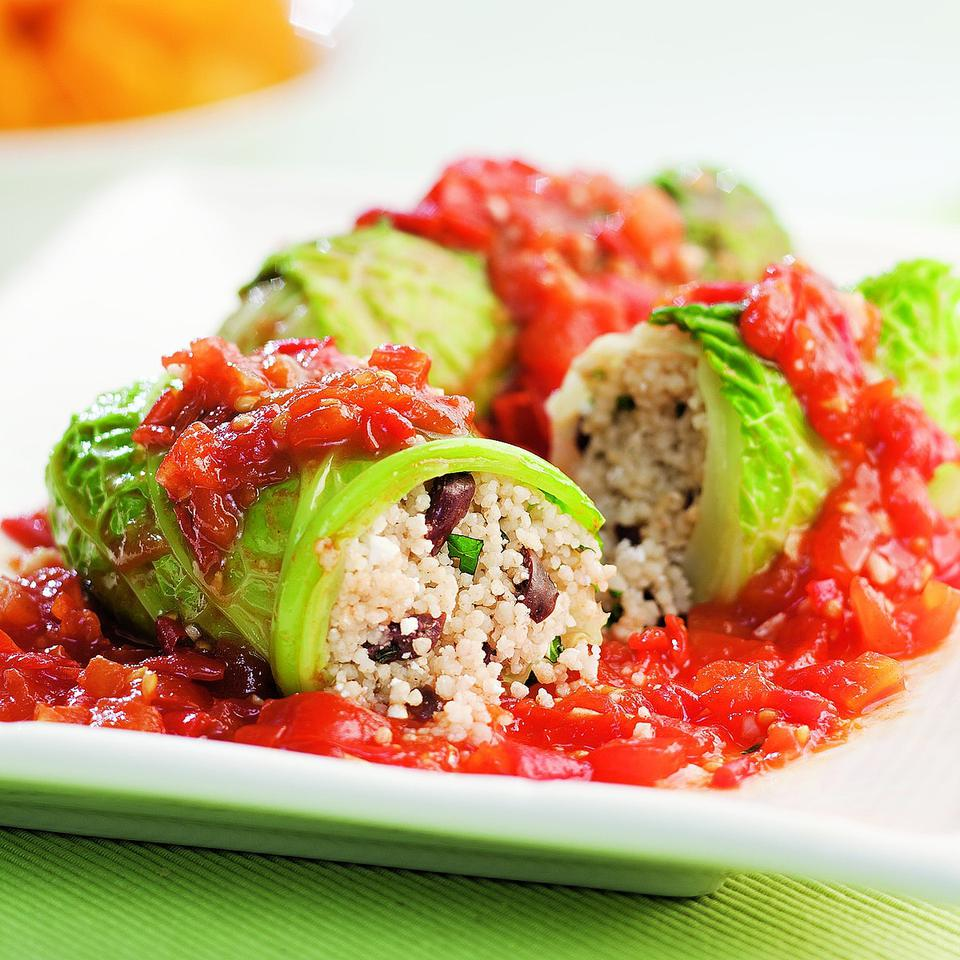 Healthy Cabbage Roll Recipes