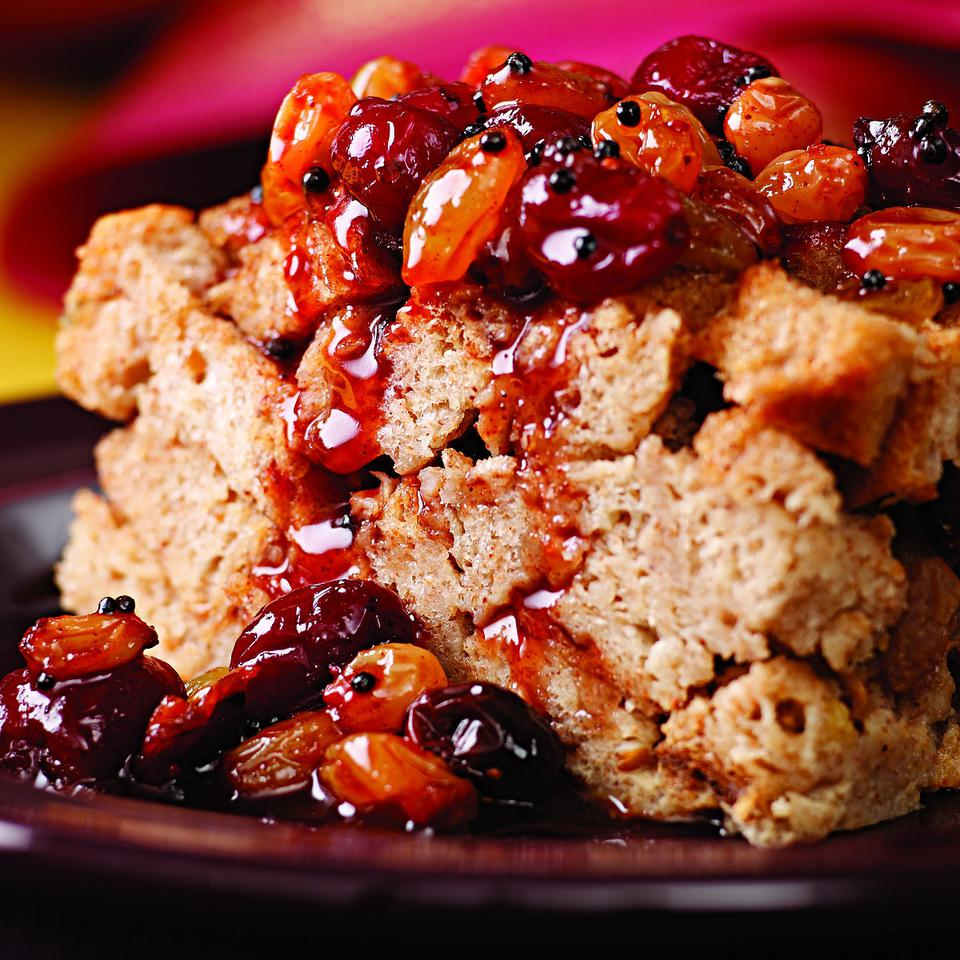 Healthy Bread Pudding Recipes