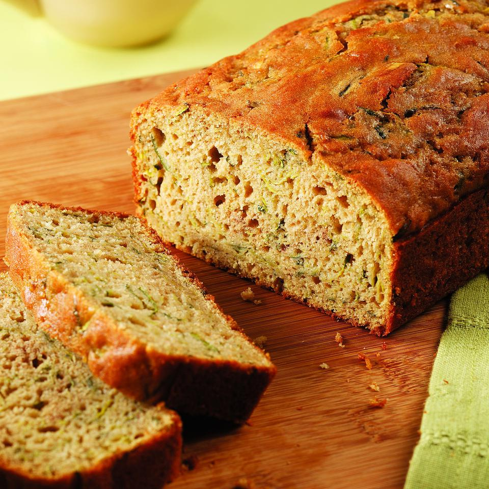 Healthy Zucchini Bread Recipes