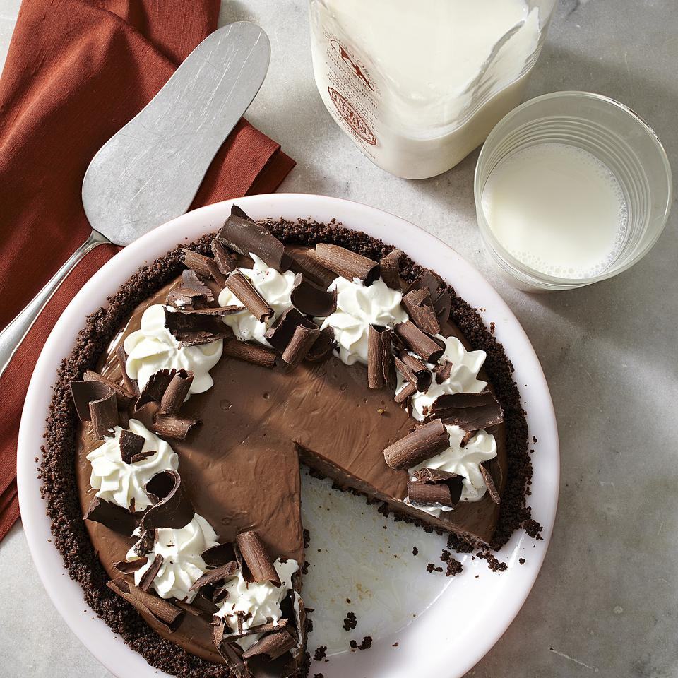 Healthy Chocolate Pie Recipes