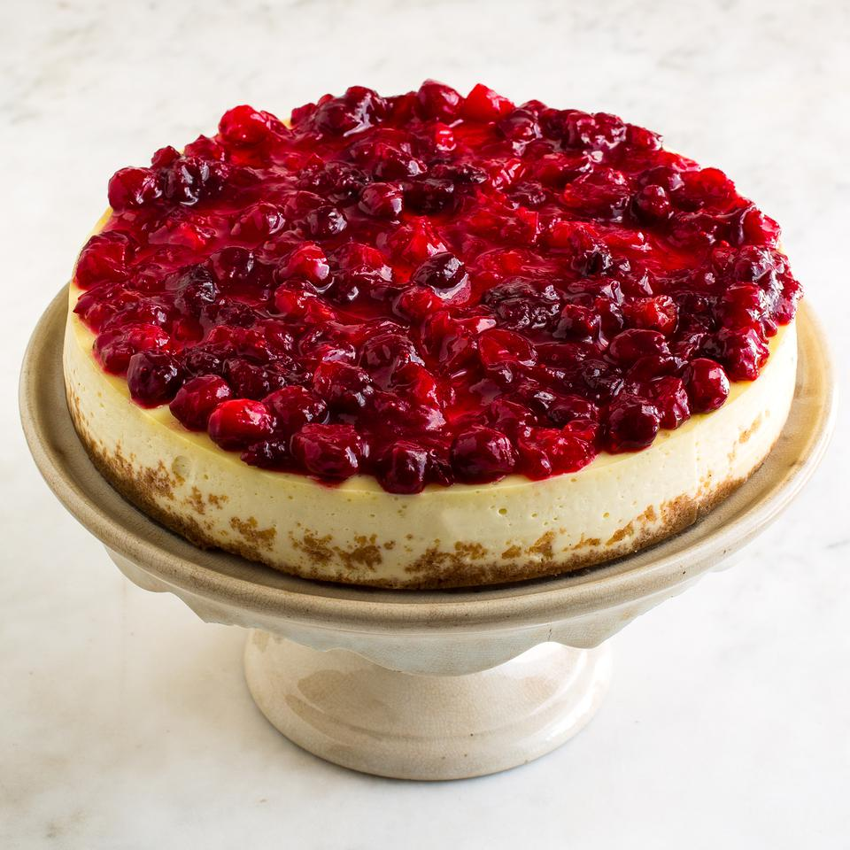 Thanksgiving Cranberry Dessert Recipes