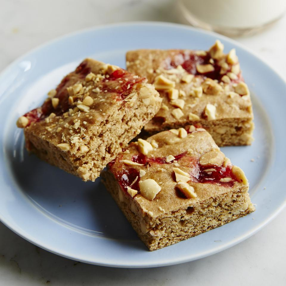 Healthy Bar & Brownie Recipes