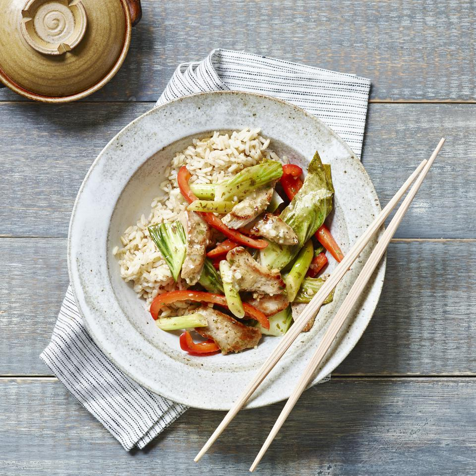 Healthy Stir Fry Recipes