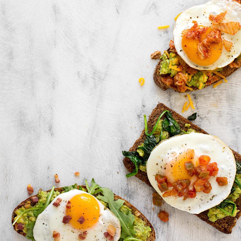 Healthy Avocado Toast Recipes