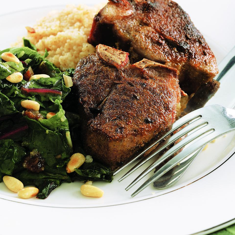 Healthy Lamb Chop Recipes