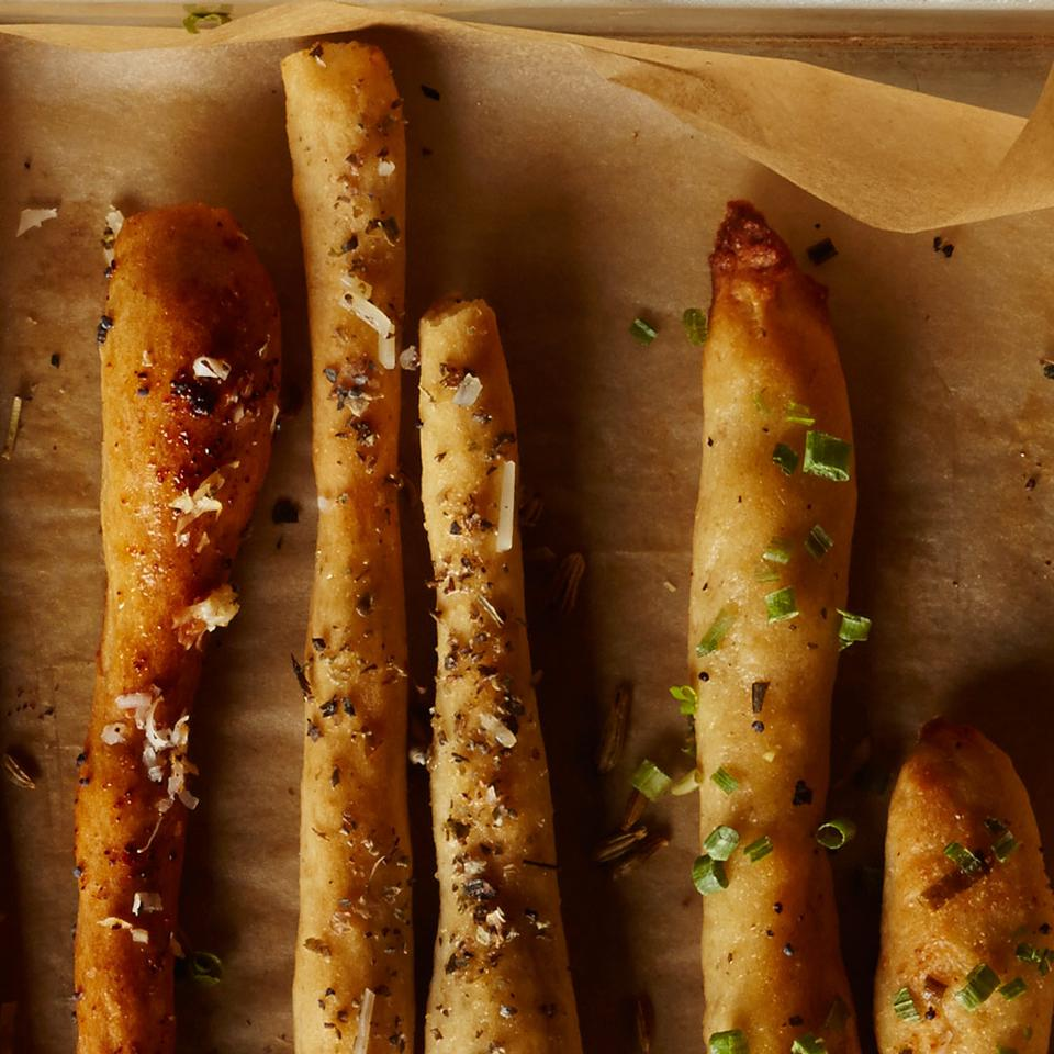 Healthy Breadsticks Recipes