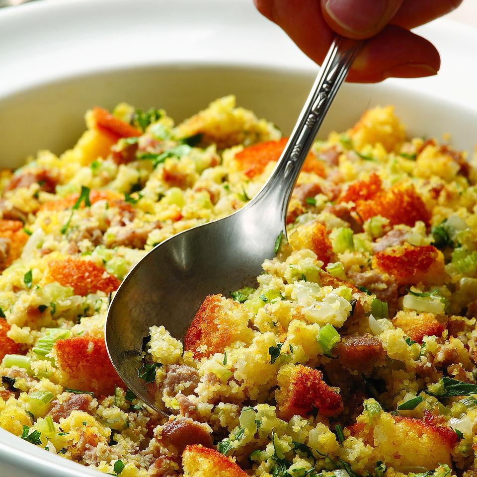 Healthy Cornbread Stuffing Recipes