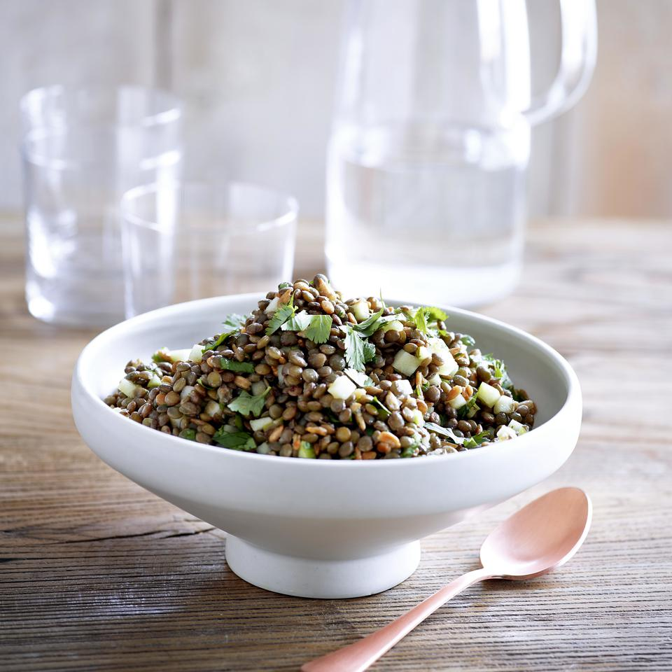 Healthy Lentil Salad Recipes