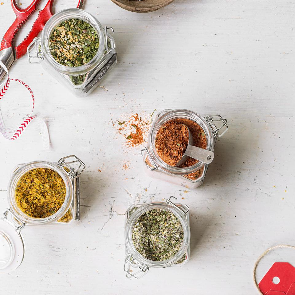 Healthy Spice Mix Recipes