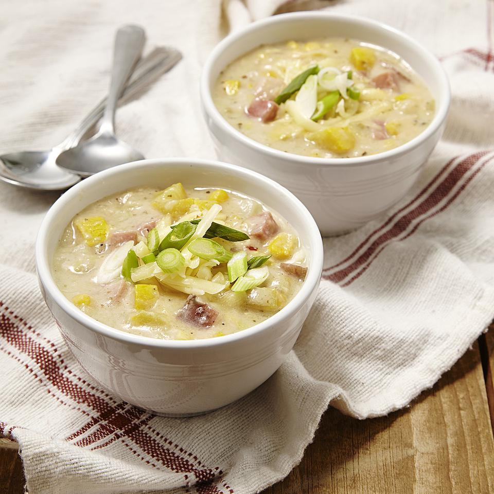Healthy Corn Chowder Recipes